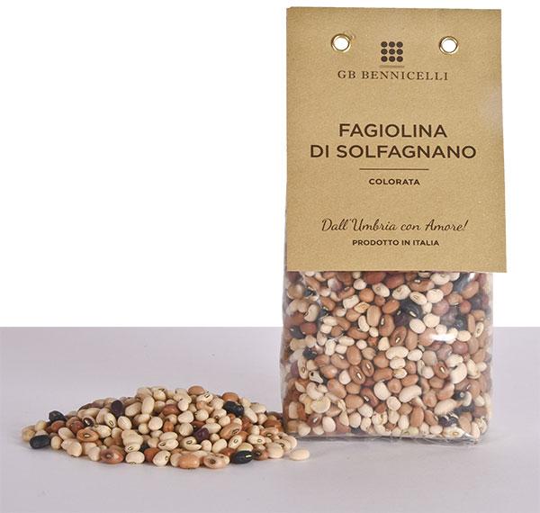 Fagiolina Colorata